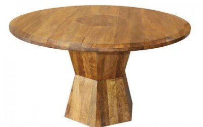 Indya Home Round Dining Table