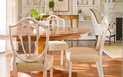 Kindel informal dining