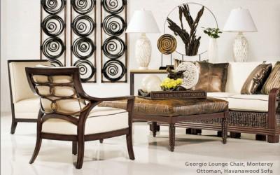 Lounge Chair and Sofa