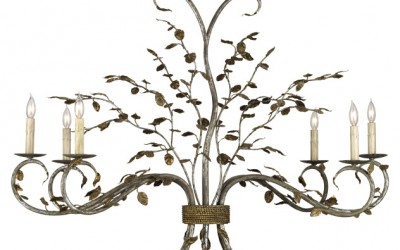 Raintree Oval Chandelier