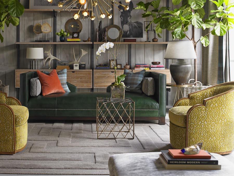 Beau Wesley Hall Living Furniture Grand Rapids